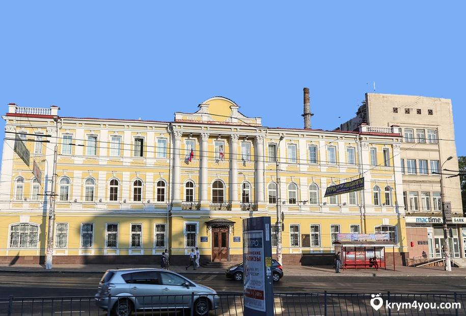 Достопримечательности Симферополя Крым фото