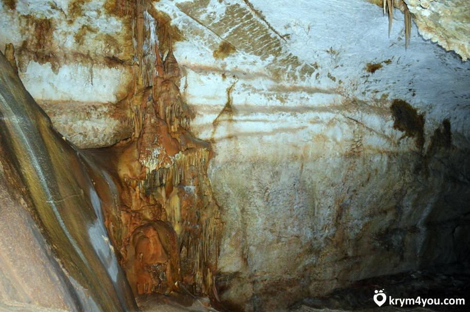 Пещера Эмине-Баир-Коба Крым фото 3