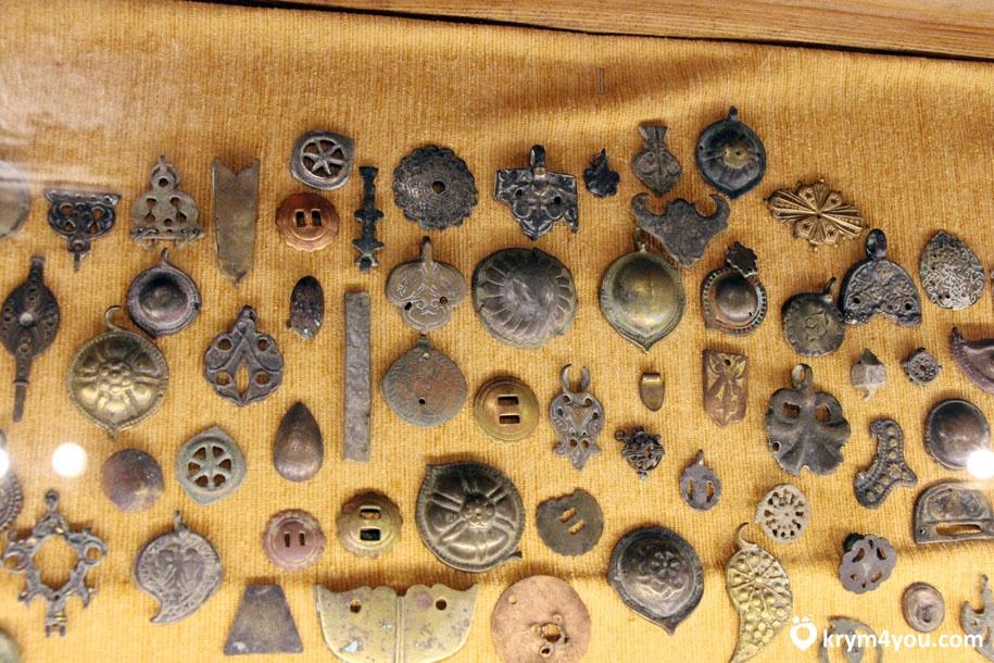 археологические находки Евпатории
