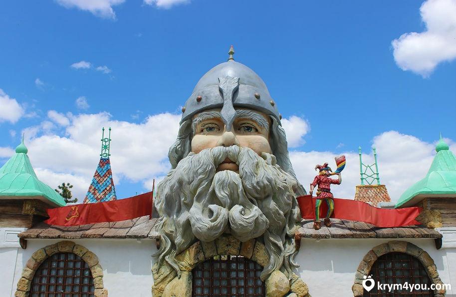 Аквапарки в Крыму