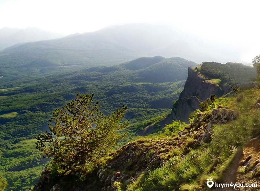 Ангарский перевал Крым фото 1