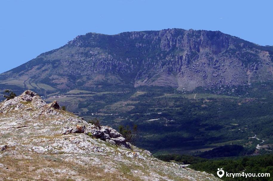 Ангарский перевал Крым фото 2