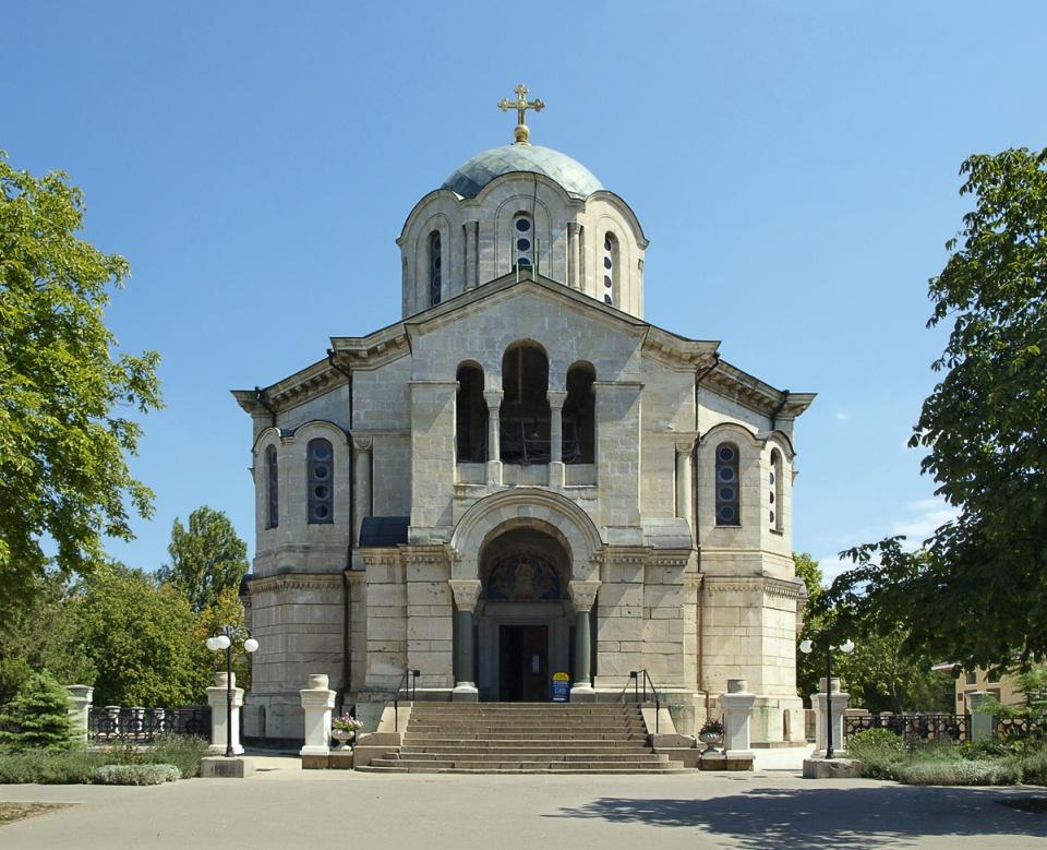 Владимирский собор Крым