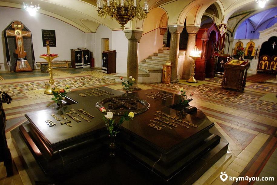 Владимирский собор в Севастополе Крым фото 1