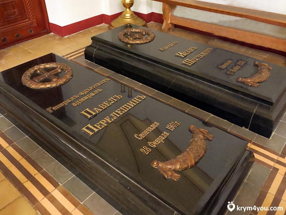 Владимирский собор в Севастополе Крым фото 4