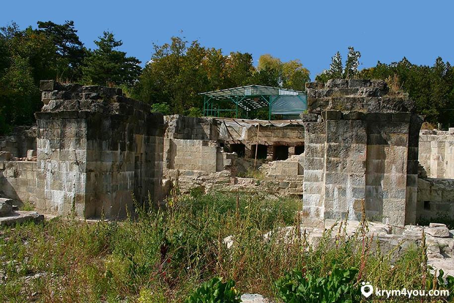 Топловский Свято-Параскевиевский монастырь фото 5