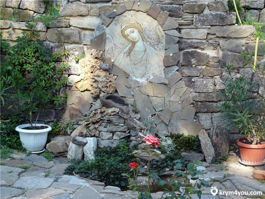 Топловский Свято-Параскевиевский монастырь фото 1