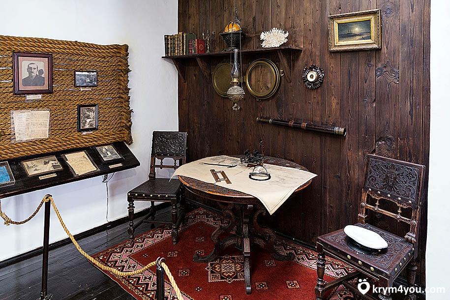 Музей Александра Грина в Феодосии фото 2