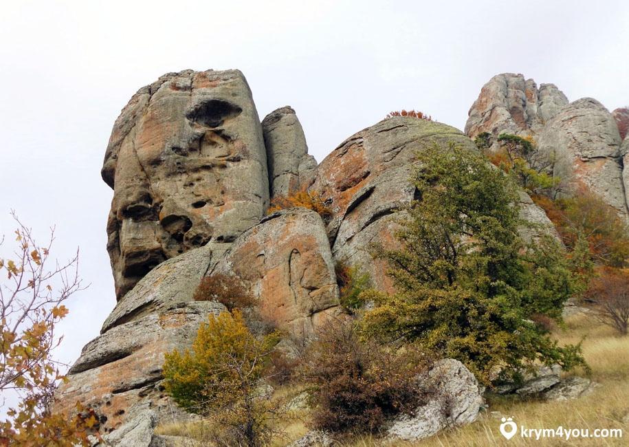 Долина привидений. Демерджи Крым