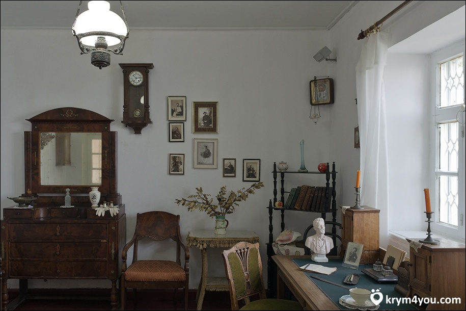 Гурзуф, музей Чехова фото 2