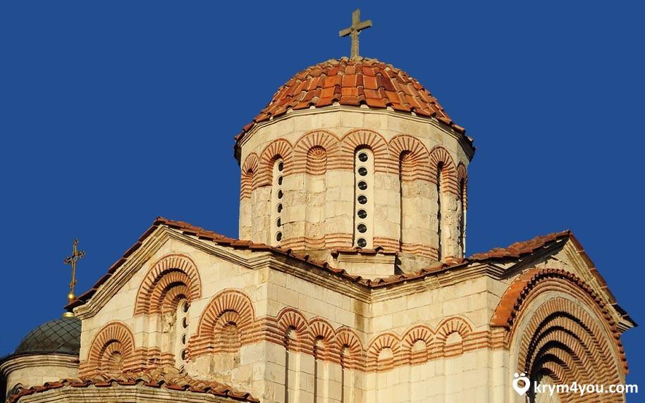 Крым Храм Иоанна Предтечи