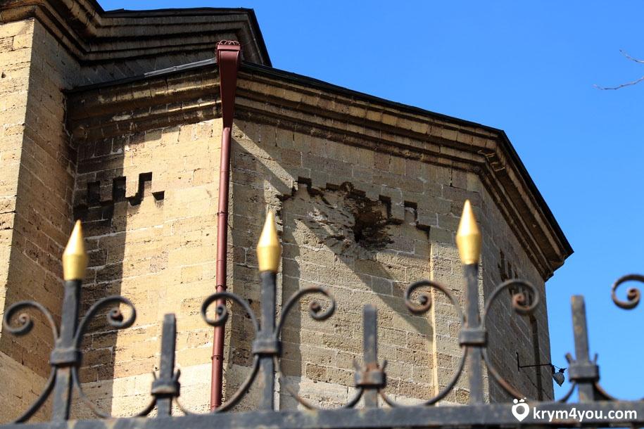 Храм Святого Илии Евпатория Крым 3
