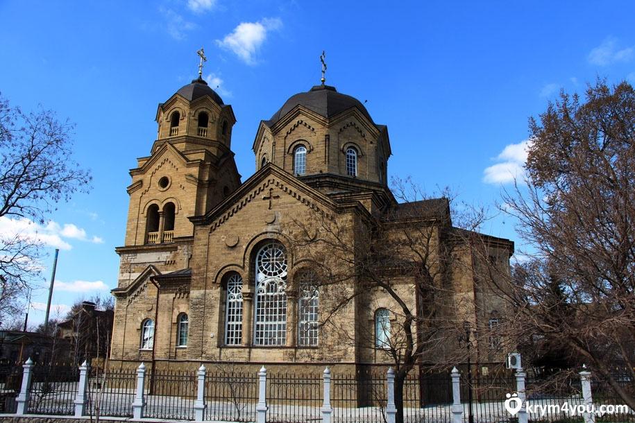 Храм Святого Илии Крым