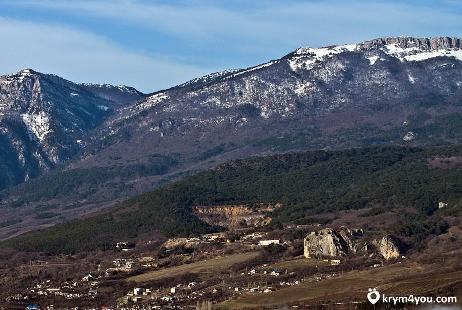 Гурзуфская яйла Крым фото 2