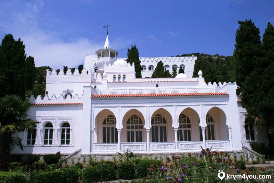 Дворец Кичкине Крым фото 3