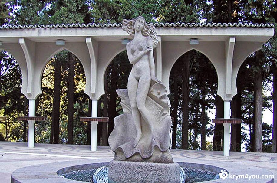 Дворец Кичкине Крым фото 2