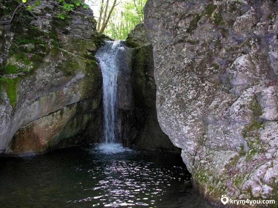 Черемисовские водопады Крым фото