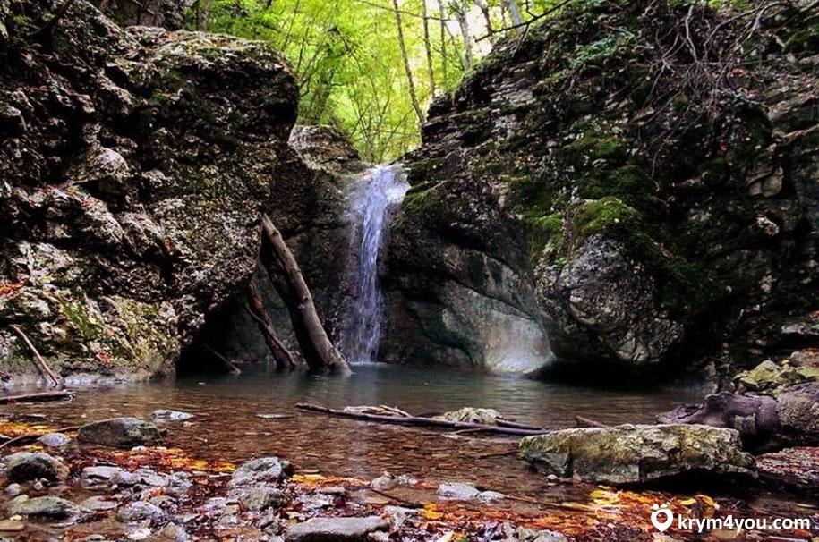 Черемисовские водопады Крым фото 2
