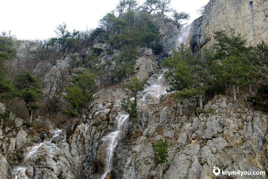 Водопад Бойковский фото1