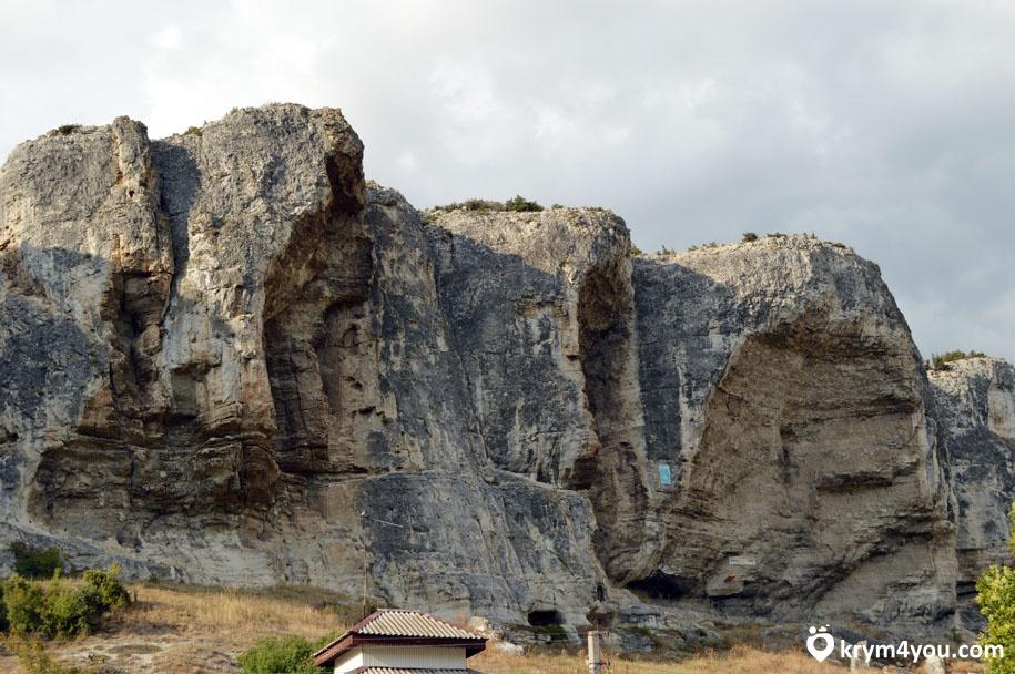 Каньоны Крыма