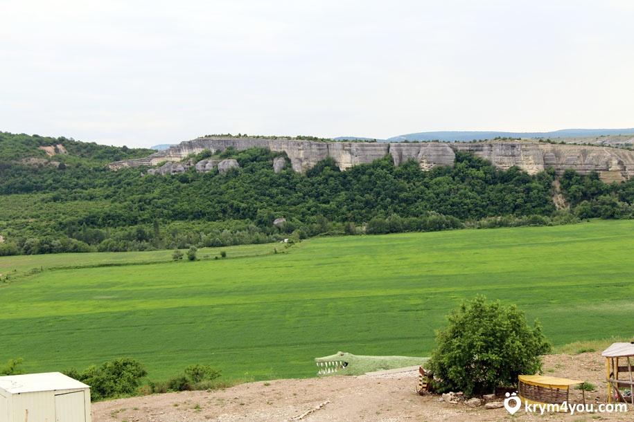 Бельбекский каньон Крым фото