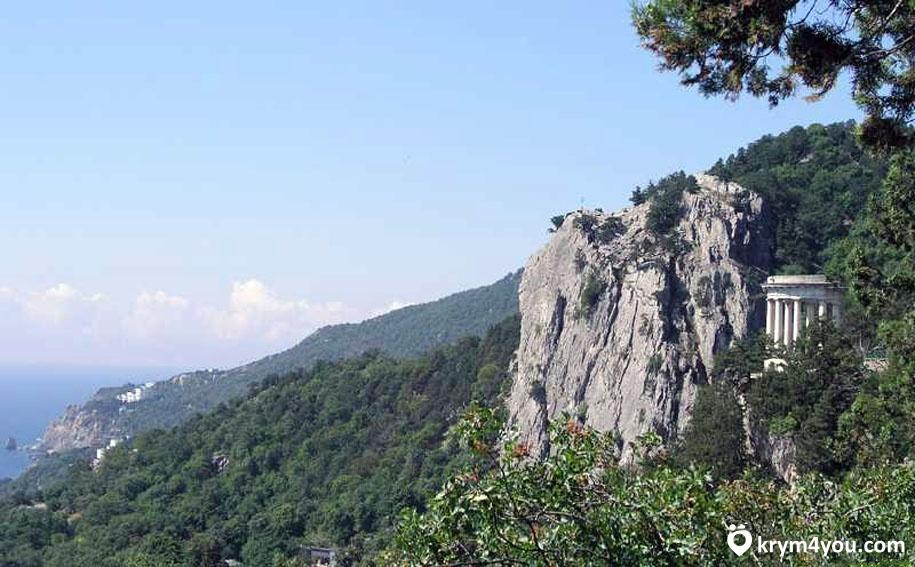 Гора Крестовая Крым