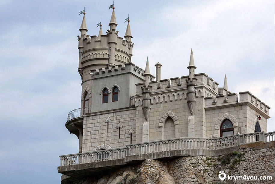 Крым Ласточкино гнездо