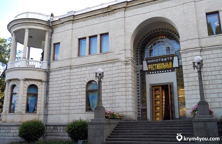 Дворец Суук-Су – Музей космонавтики