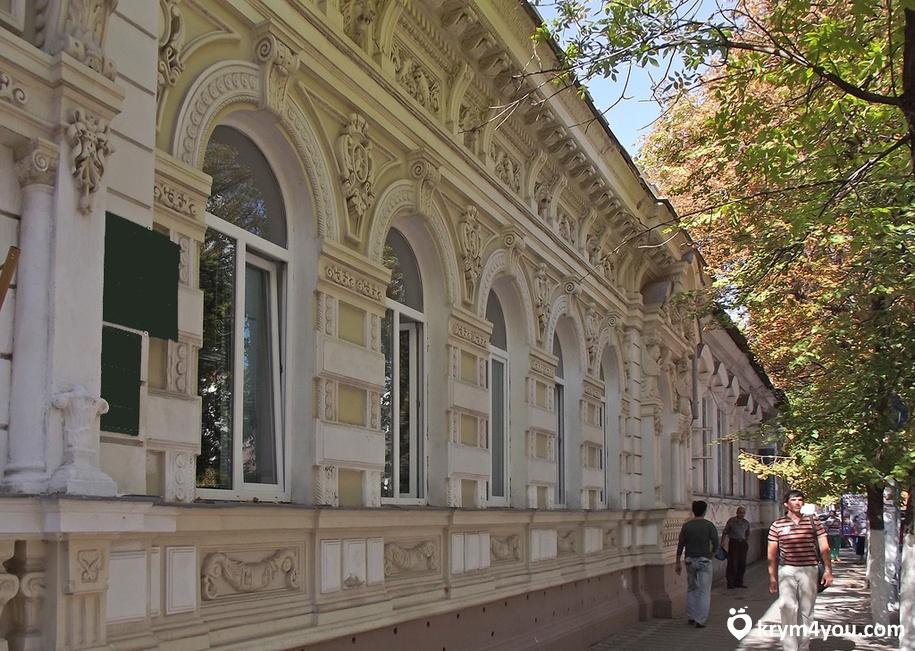 История Симферополя