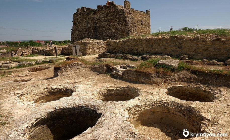 Симферополь Крым фото Неаполь скифский