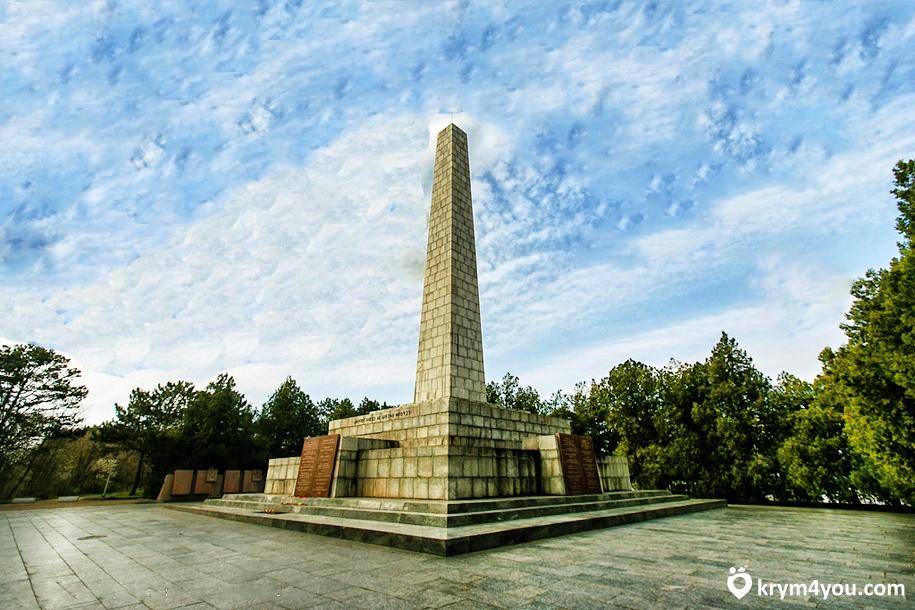 сапун-гора севастополь фото