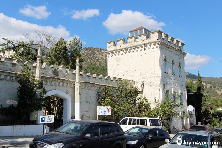 Дворец Голицына Крым