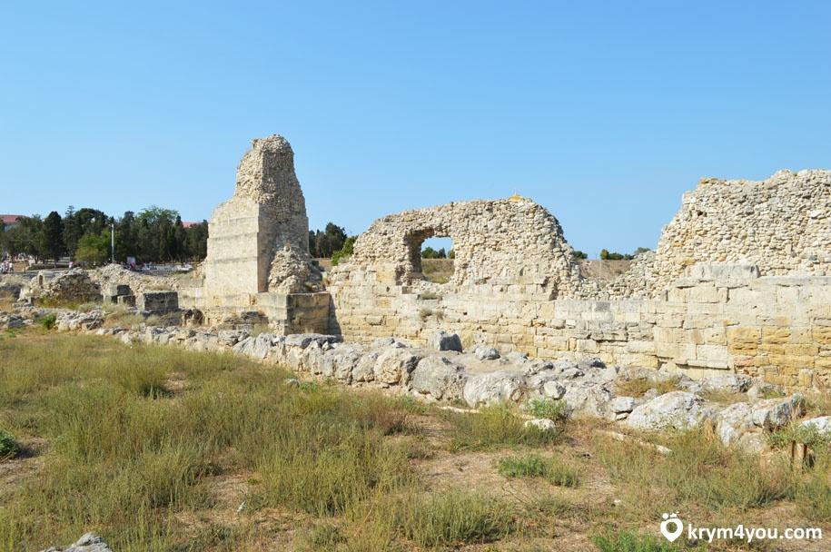 Крепости Крыма Херсонес