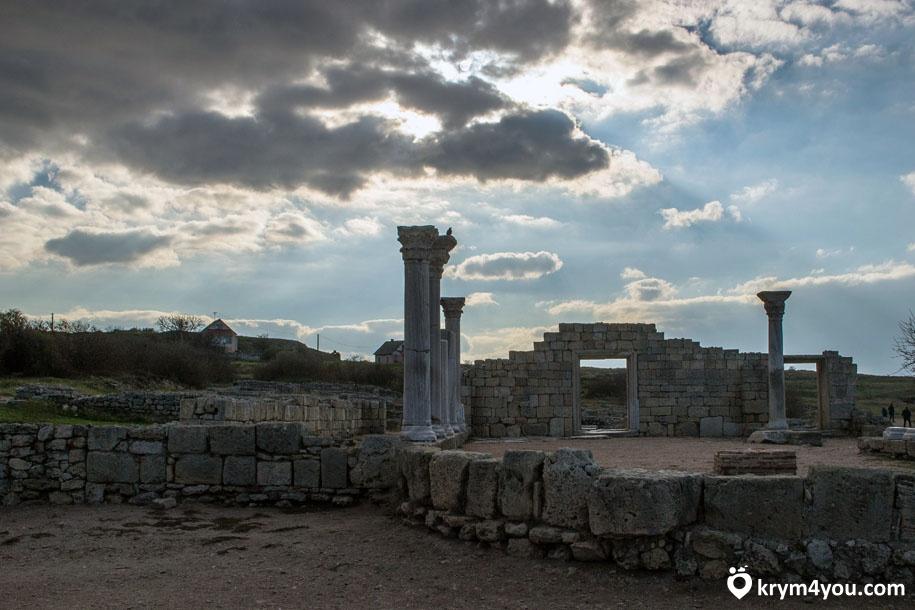 Крепости Крыма