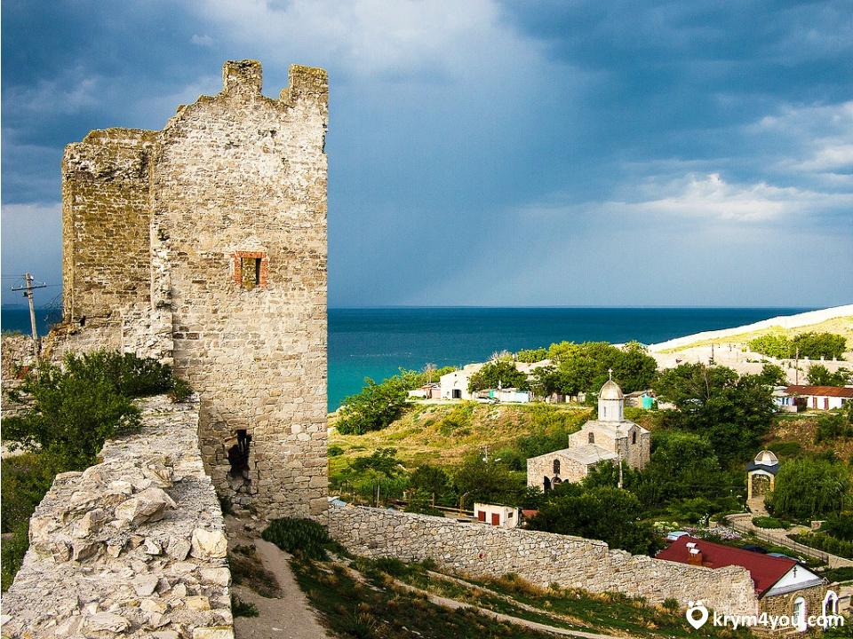 Феодосийская крепость