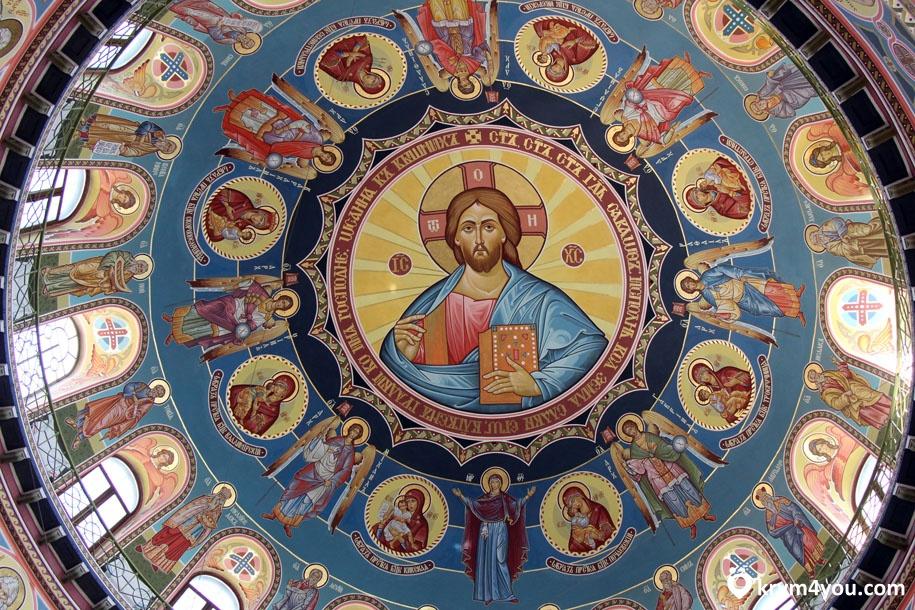 Собор Святого Николая Чудотворца в Евпатории Крым фото 1