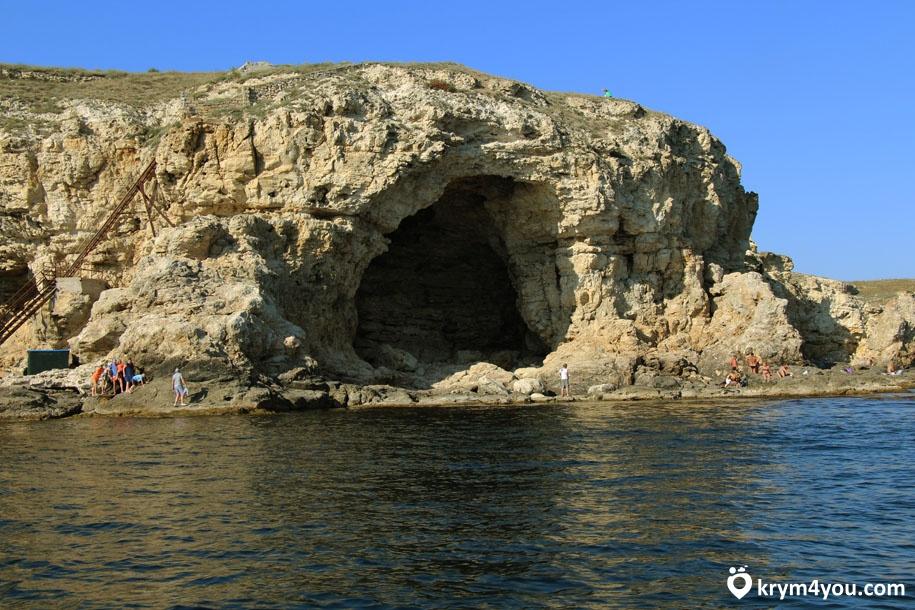 Черноморское тарханкут