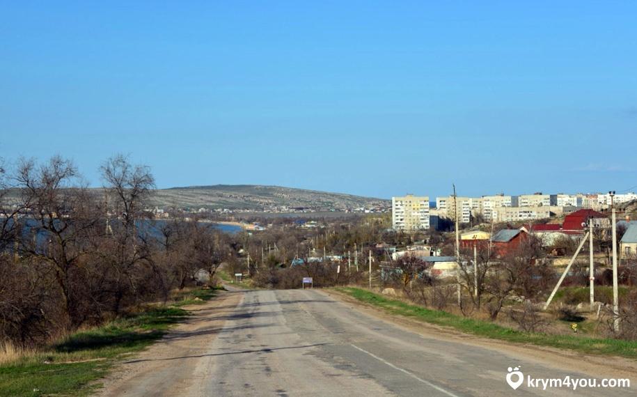 Щелкино Крым фото