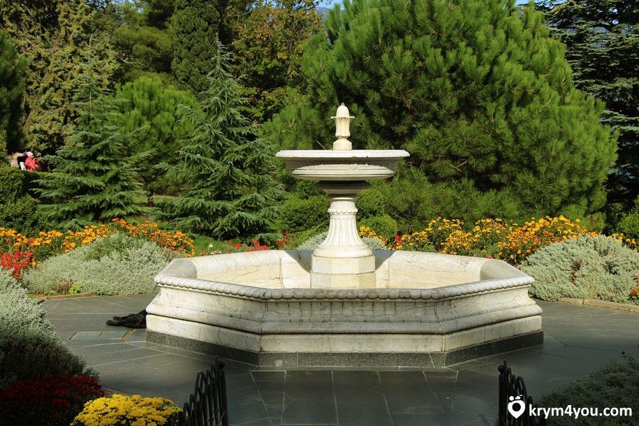 Ливадия фонтан