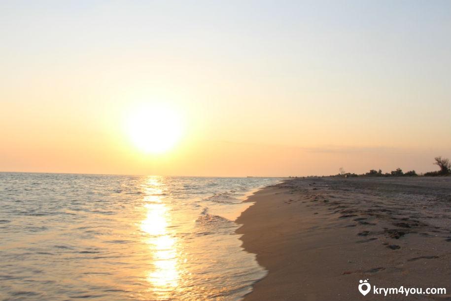 Песочное Крым
