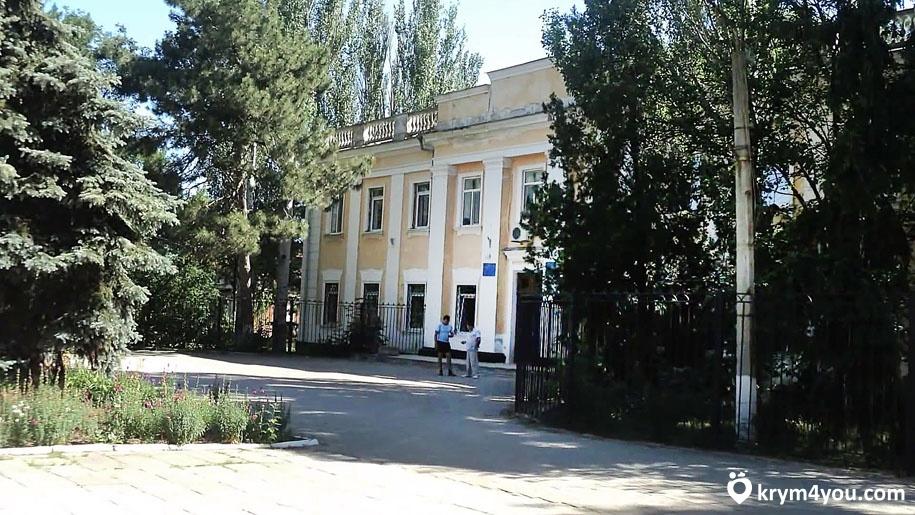 Ленино Крым
