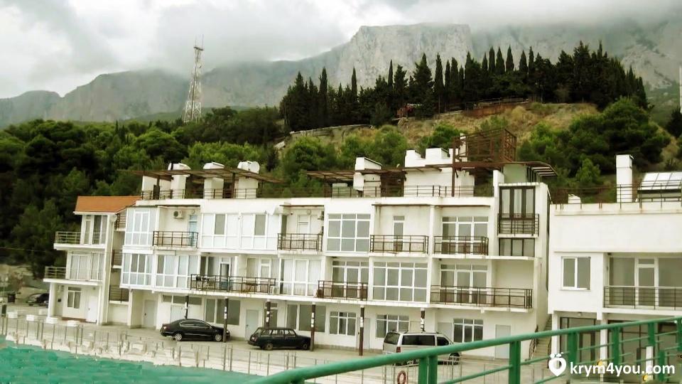 Крым парковое пляжи 81