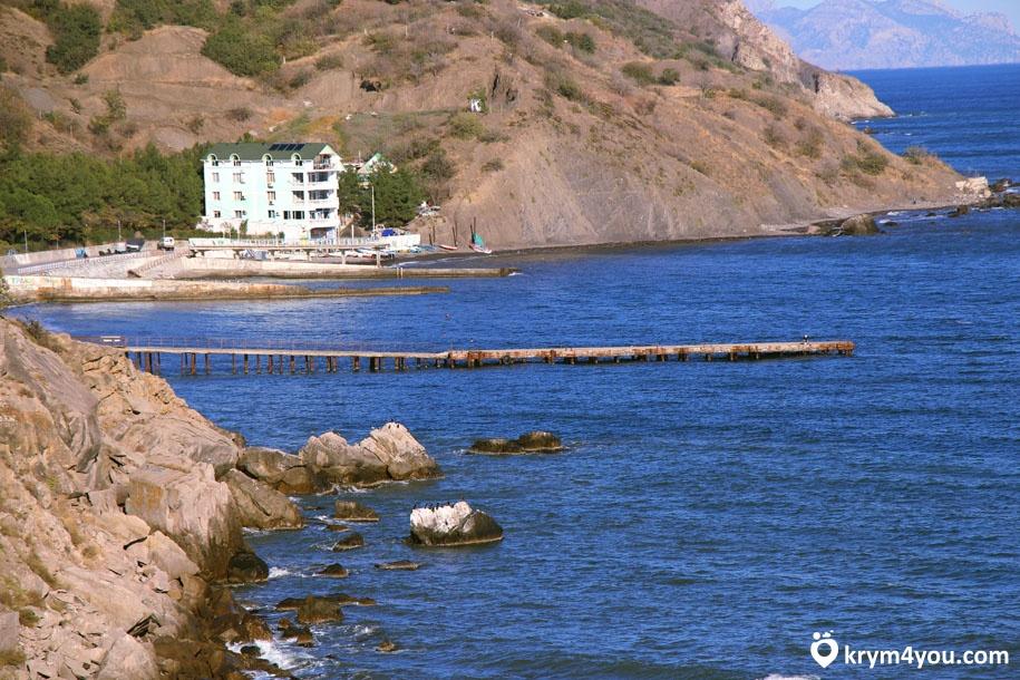 Где самое чистое море в Крыму 5