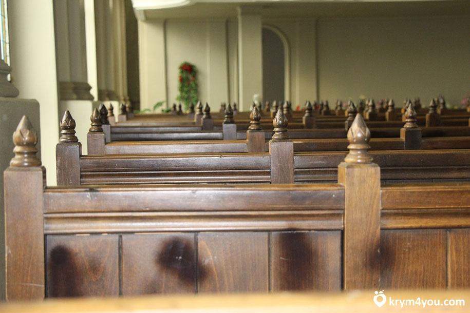 Ливадийский органный зал Ялта Крым