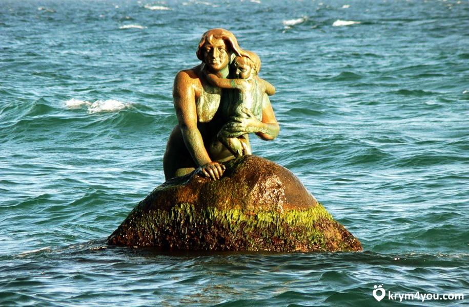 Легенда о Мисхорской русалке