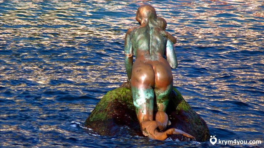 мисхор русалка Крым