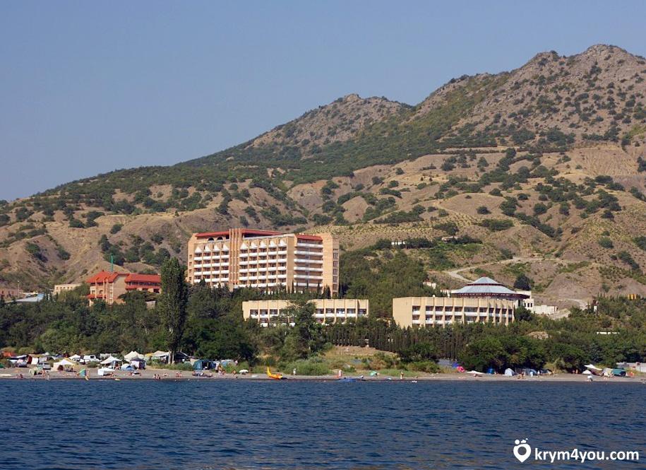 Поселок Морское Крым фото 4