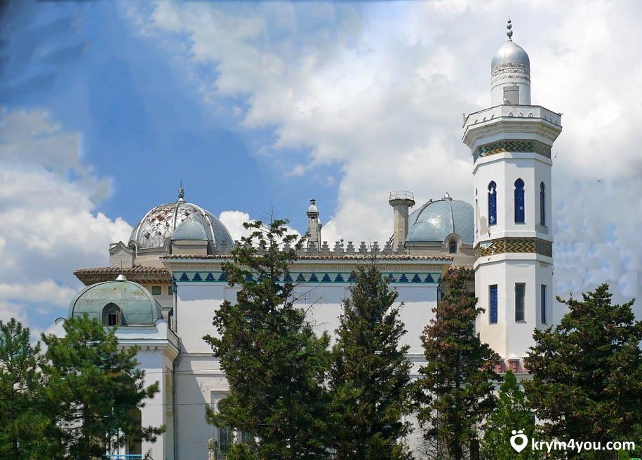 Дача Стамболи, Феодосия Крым