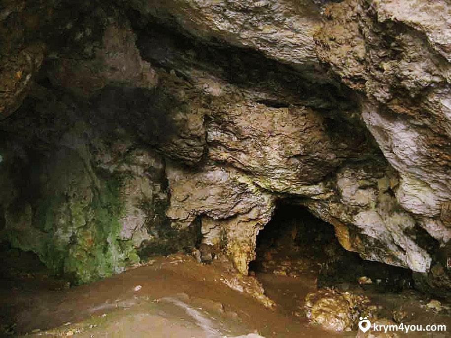 Киик-Коба пещера