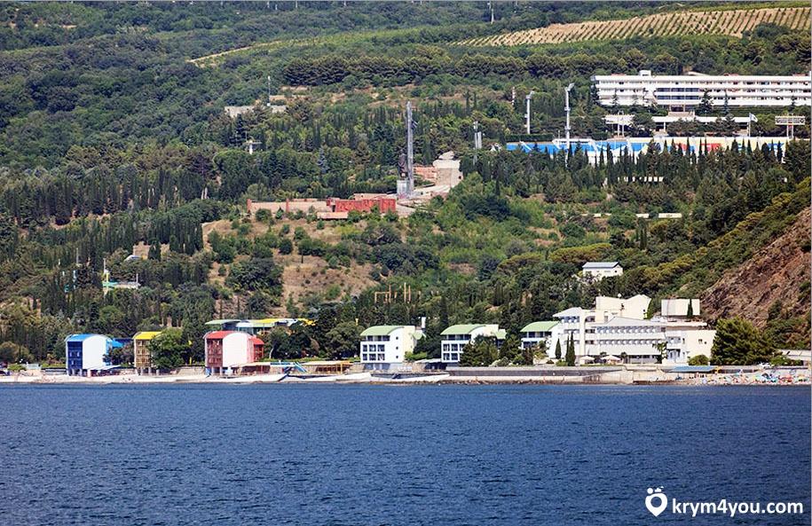 лагерь Артек Крым фото